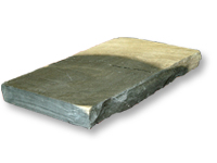 "Small photo of Lompoc 12"" Wall Cap Pitched 2 Sides"